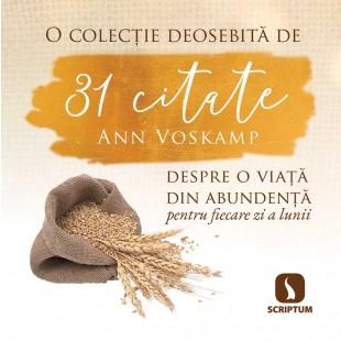 31 citate Ann Voskamp - Devotional crestin