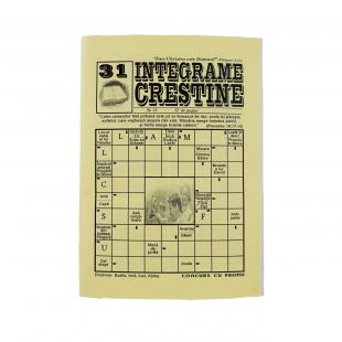 Integrame crestine - nr. 31