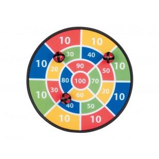 Joc Darts cu mingi cu arici, model cu cifre - Jocuri pentru copii (3+)