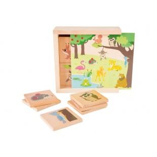 Joc de memorie pentru copii (2+)