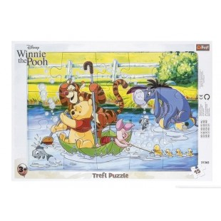 Puzzle Winnie the Pooh (3+)