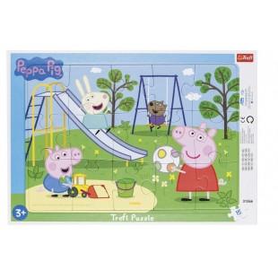 Puzzle Disney Peppa Pig  (3+)