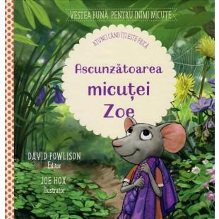 Ascunzatoarea micutei Zoe (Seria: Vestea buna pentru inimi micute)