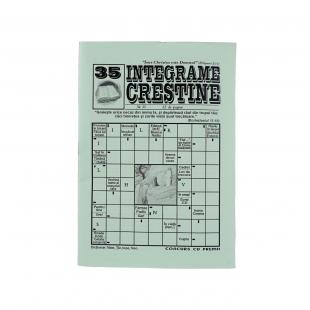 Integrame crestine - nr. 35