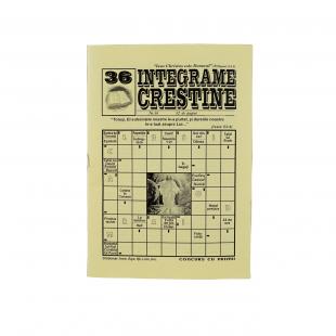 Integrame crestine - nr. 36