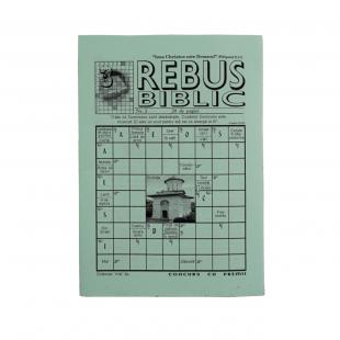Rebus biblic - nr. 3