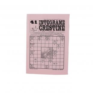 Integrame crestine - nr. 41