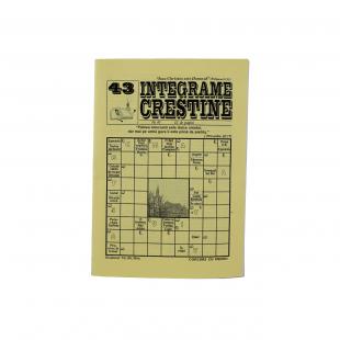 Integrame crestine - nr. 43