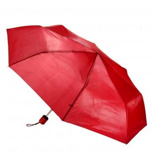 Umbrela pliabila - Bordo (24 cm)