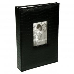 Album foto, negru (22x32cm)