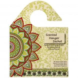 Plic parfumat -  Asian Spice (9x8cm)