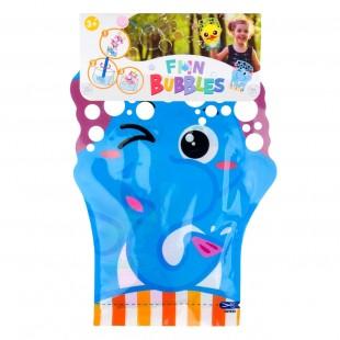 Jocuri copii - Mănușă distractivă  - Elefant