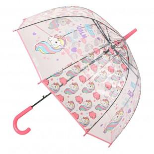 Umbrela pentru copii - Keep calm and be unicorn (80 cm)