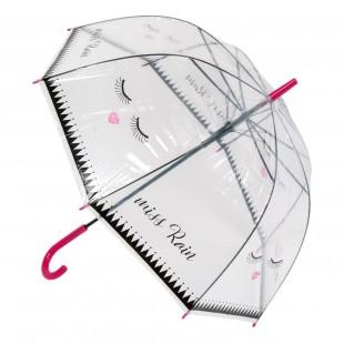 Umbrela pentru copii - Transparenta miss rain (82 cm)