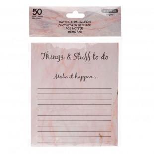 Notite adezive - Things & Stuff to do, Make it happen...