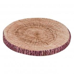 Perna scaun - Butuc lemn (38 x 3 cm)