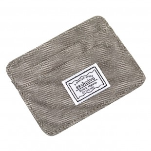 Portofel stofa carduri 10 x 7.5 cm