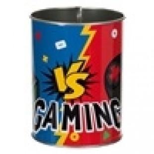Suport de pixuri din metal - Gaming (8x10.5 cm)
