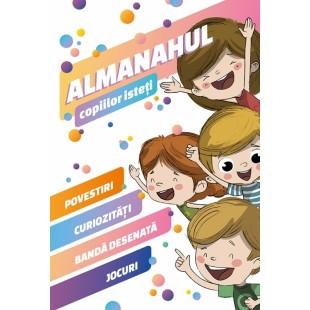 Almanahul copiilor isteți - Activitati pentru copii