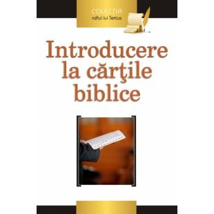 Introducere la cartile biblice