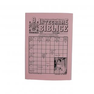 Integrame biblice - nr. 9