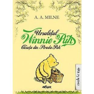 Ursuletul Winnie Puh - Casuta din strada Puh - Povestiri pentru copii (7-10 ani)