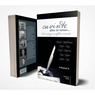Cuvinte pline de farmec – Vol. II – Clasici ai poeziei evanghelice românești - poezii crestine