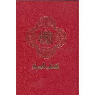 Biblia în limba arabă - Arabic Contemporary Bible, Large Print, Hardcover, Burgundy