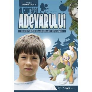 In cautarea adevarului - Manual pentru lucratorii biblici cu copii, Anul 2, trimestrul 2 (7-9 ani)