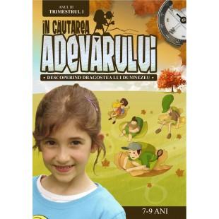 In cautarea adevarului - Manual pentru lucratorii biblici cu copii, Anul 3, trimestrul 1 (7-9 ani)