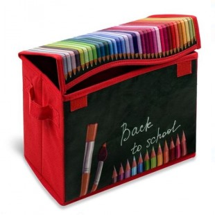Cutie depozitare - Back to school (28x16x20cm)
