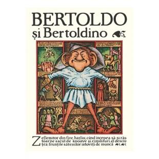 Bertoldo si Bertoldino - Povestiri pentru copii (7 ani +)