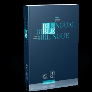 Biblia bilingva [franceza-engleza] - Bible Segond 21, bilingue français/anglais, bleue brochée