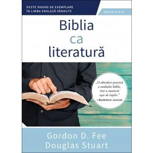 Biblia ca literatură, editia a 2-a