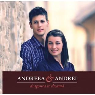 Andreea si Andrei muzica crestina - CD Dragostea te cheama