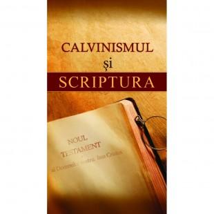 Broșură – CALVINISMUL și SCRIPTURA (set 10 buc.)