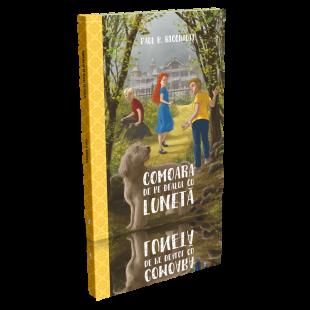 Comoara de pe Dealul cu Lunetă - povestire crestina pentru copii