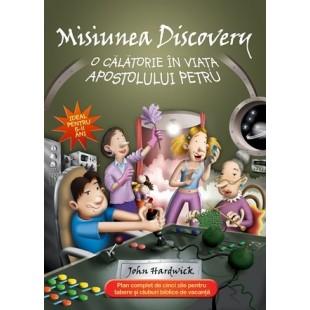 Misiunea Discovery - Manual pentru lucratorii biblici cu copii (5-11 ani)