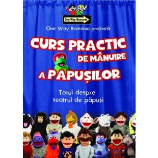 Curs practic de manuire a papusilor (DVD)