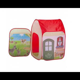 Cort de joaca Farm World, cu figurina Schleich - Jucarii pentru copii (3+)