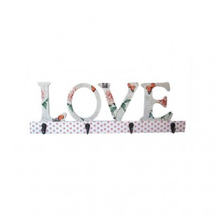Cuier - Love ( 45x15 cm )