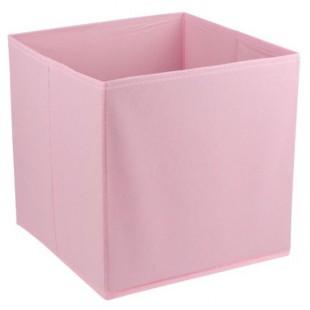Cutie depozitare, roz (30x30x30cm)