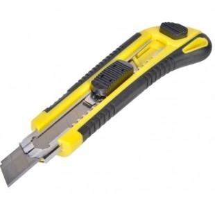 Cutter cu 5 lame, negru-galben - Tools