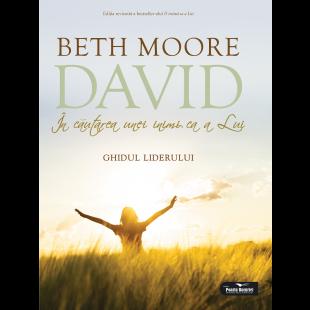 David – Ghidul liderului (ediția revizuită) studii biblice