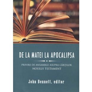 De la Matei la Apocalipsa - Privire de ansamblu asupra cartilor Noului Testament