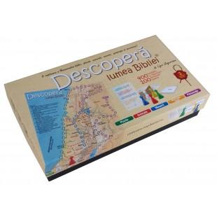 Joc - Descopera lumea Bibliei
