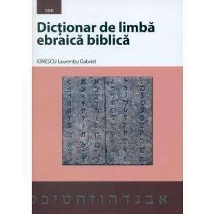 Dictionarul studentului ebraic-roman de Laurentiu Ionescu