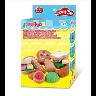 Creeaza micul dejun cu Plastilina, DOH - Activitati pentru copii (3+)