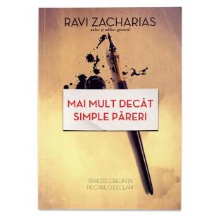 Mai mult decat simple pareri de Ravi Zacharias