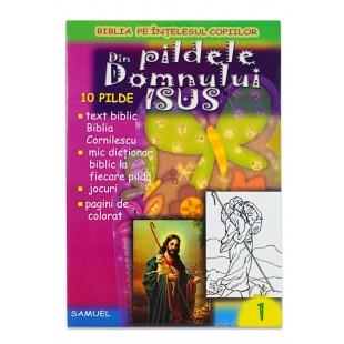 Din pildele Domnului Isus - Activitati biblice pentru copii